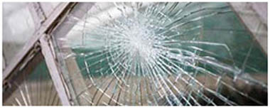 Whitley Bay Smashed Glass